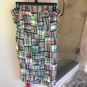 NWT Vineyard Vines Strapless Dress